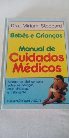 Manual de Cuidados Médicos  Bebés e Crianças