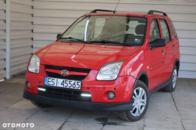 Suzuki Ignis 1.5i__Klimatyzacja__Zarejestrowany__Bardzo__Ładny