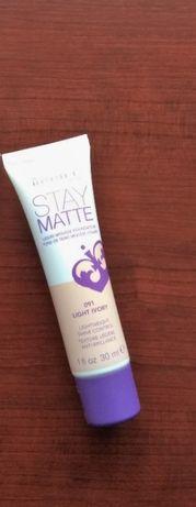 Podkład Rimmel Stay Matte Light Ivory