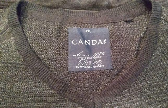 Свитеры пуловеры CANDA C & A большой размер 3xl 4xl (xxxl xxxxl)