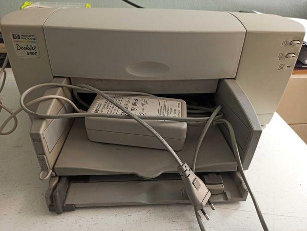 Принтер Hp deskjet 840c