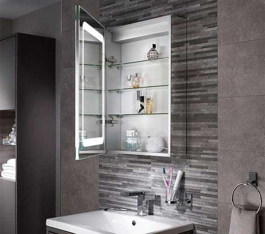 Espelho para Casa de Banho com Iluminação