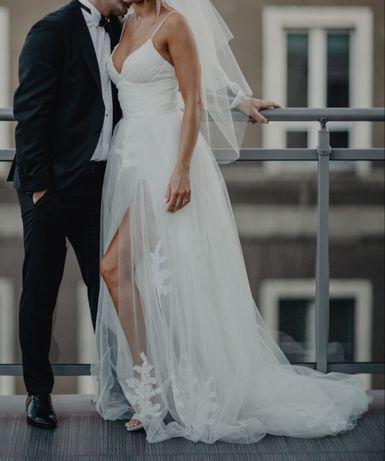 !Sprzedam suknię ślubną