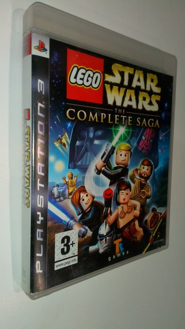 Gra PS3 Lego Star Wars the complete Saga gry PlayStation 3 Hit