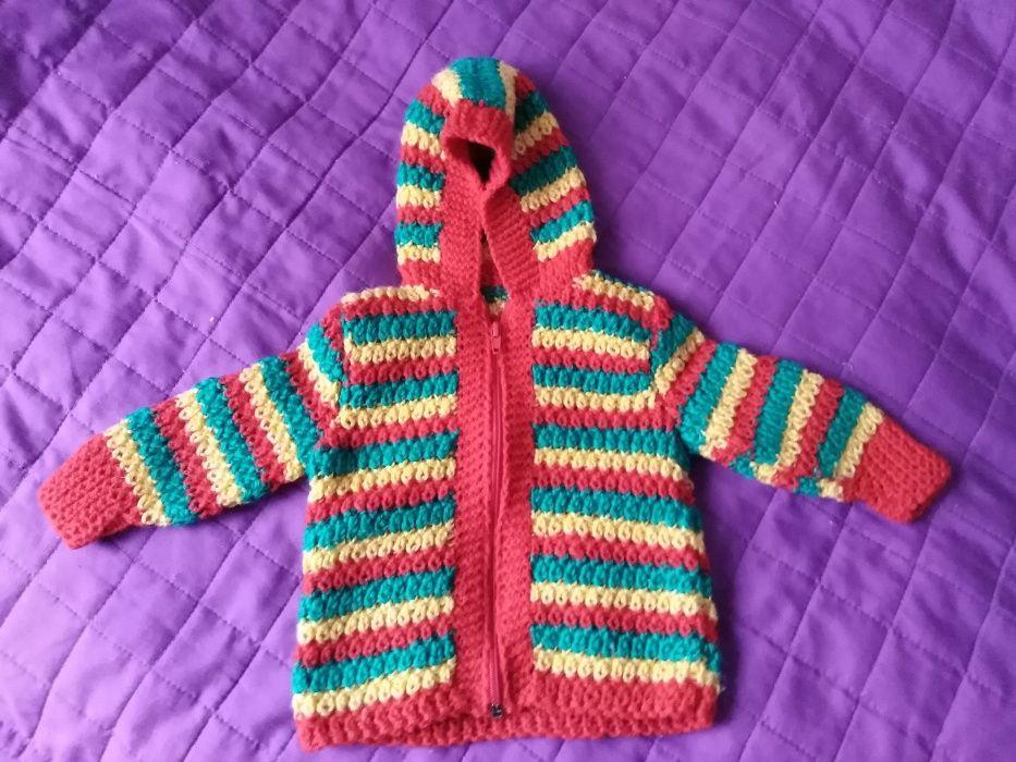 sweter dziecięcy rozm 80
