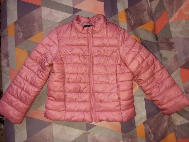 Куртка,пуховик,демісезонний для дівчинки