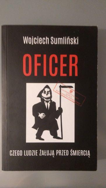 """Oficer Czego ludzie żałują przed śmiercią"""" Wojciech Sumliński"""