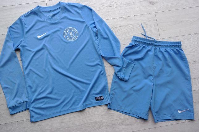 komplet sportowy NIKE dri-fit r.146/158~krótkie spodenki~ koszulka