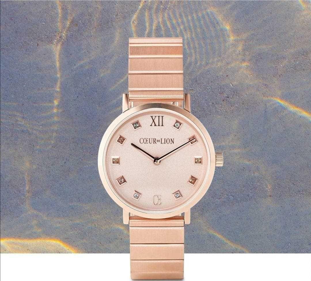 Relógio de senhora  Coeur de Lion com cristais Swarovski