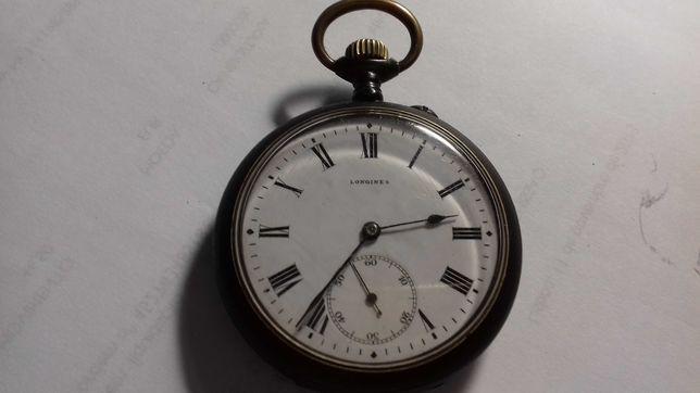 Relógio de Bolso Muito Antigo Marca Longines