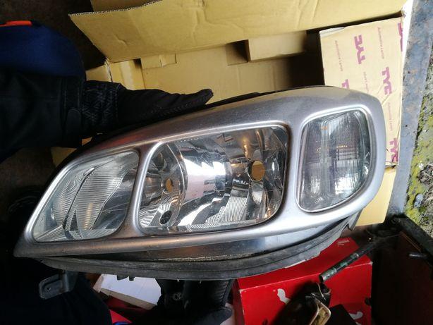 Lampa Opel Zafira A 1999 przód/starocie