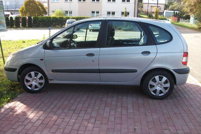Renault Scenic 1.6 2001na części tanio