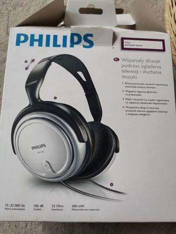 Słuchawki Philips z 6m przewodem