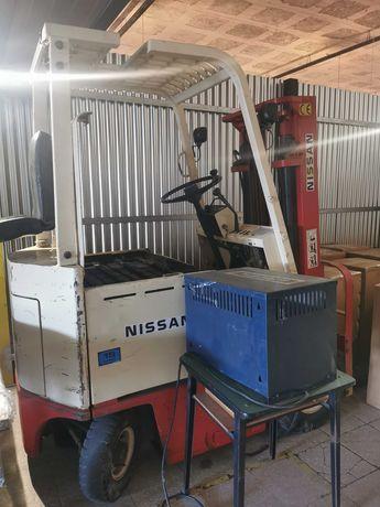 Empilhador eletrico Nissan