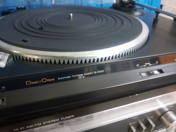Gramofon Technics SL-DD33