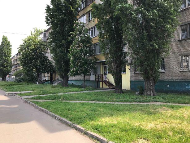 Продам квартиру 3к. Днепр пр.Слобожанский 10 красная линия первый этаж