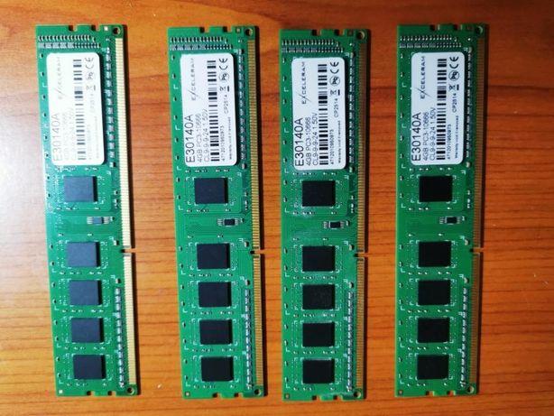 оперативная память  Exceleram  DDR3