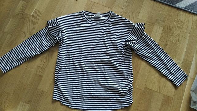 Bluzka sweterek H&M