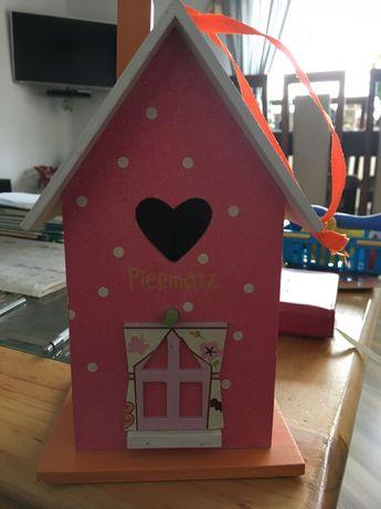 Domek dla ptaków dziecięcy