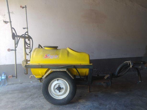 Pulverizador stagric para motocultivador tanque depósito água
