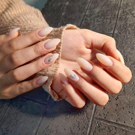 Маникюр/педикюр/ наращивание ногтей Николаев