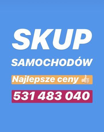 SKUP AUT 24H Samochodów / Kasacja Pojazdów / Złomowanie / Strzelin
