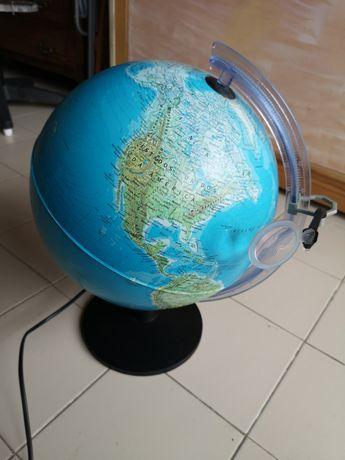 Globo planeta terra