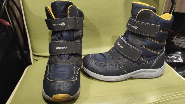 Детские ботинки 32EUR 20,5 стелька для мальчика Geox