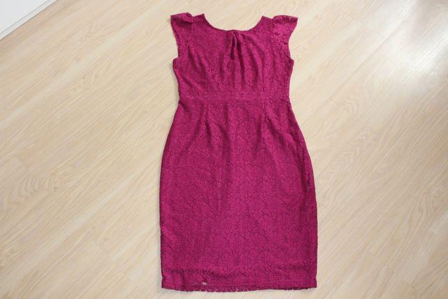 Koronkowa sukienka damska rozmiar 42