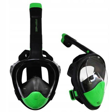 Maska Do Nurkowania Pełnotwarzowa Składana L/xl Sv-Dn0023