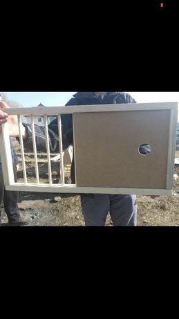 Рамка- для парковки голубів
