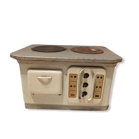 rarytas niespotykana metalowa działająca mini kuchenka