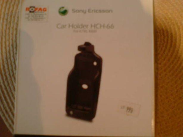 Uchwyt telefonu samochodowy- ładowanie Sony Ericsson HCH-66 -wyprzedaż