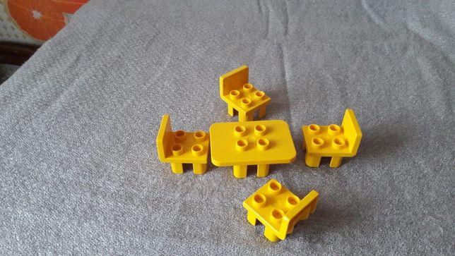 Lego duplo мебель
