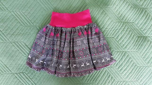 Nowa spódniczka, 80, niemowlę, niemowlak, polski produkt, dziewczynka