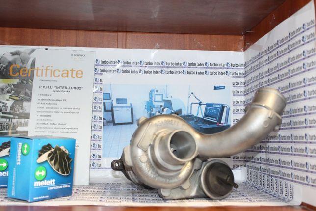 Turbina turbosprężarka Renault Master/ Traffic 2.2 DTI