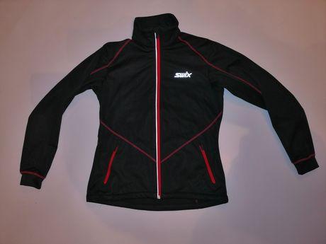 Kurtka Swix Trekkingowa,softShell,wiatrówka,techniczna,biegowa roz.M/L