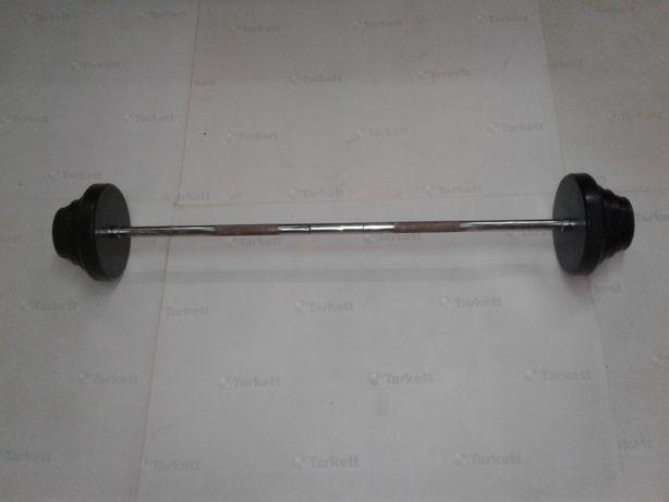 Штанга разборная 45 кг