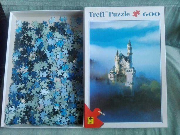 Trefl Puzzle 600 Neuschwanstei