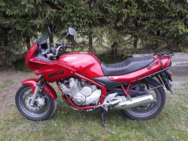 Motor motocykl Yamaha xj600 Diversion