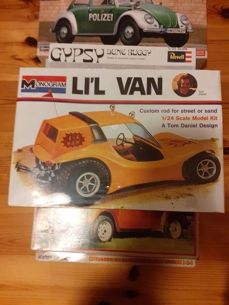 Model firmy Monogram Li'L Van Buggy Tom Daniel design