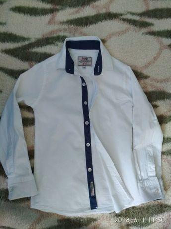 Школьные рубашки Турция длинный и короткий рукав
