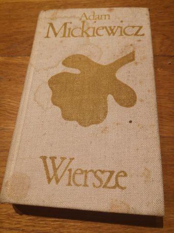 """Adam Mickiewicz """"Wiersze"""""""