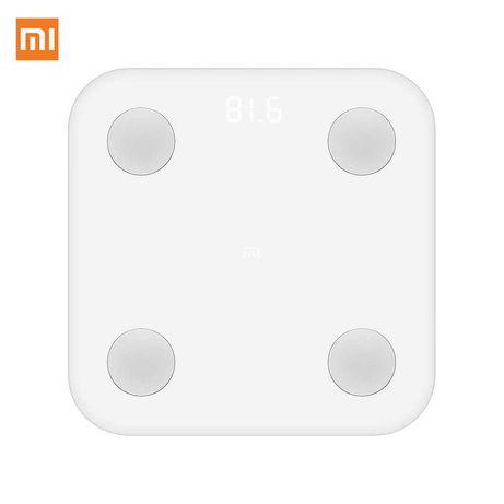 Весы напольные - Xiaomi Mi Body Composition Scale 2, электронные