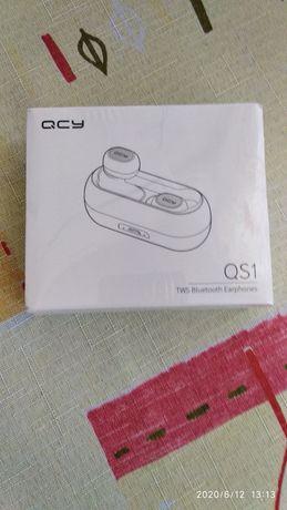 Беспроводные наушники - QCY QS1 (оригинал)