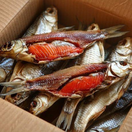Продам ТАРАНЬ с икрой плотва рыба солёная валенная