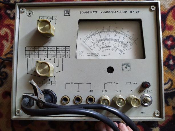 Измерительный прибор В7-26