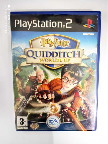 Harry Potter Quidditch world cup ps2