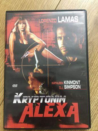 Płyta DVD kryptonim alexa