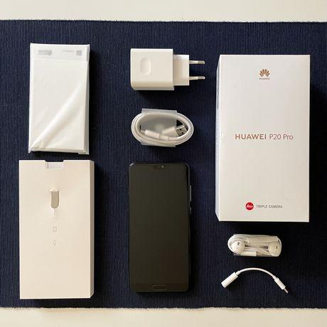 Huawei P20 Pro 128gb + 10 capas